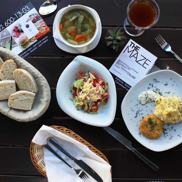 Ресторан The Maze - фотография 2