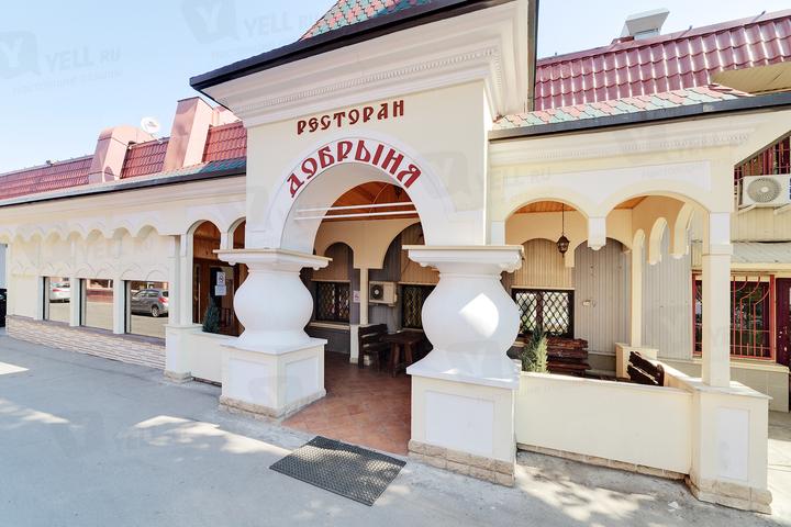 Ресторан Добрыня - фотография 24 - Вход в ресторан