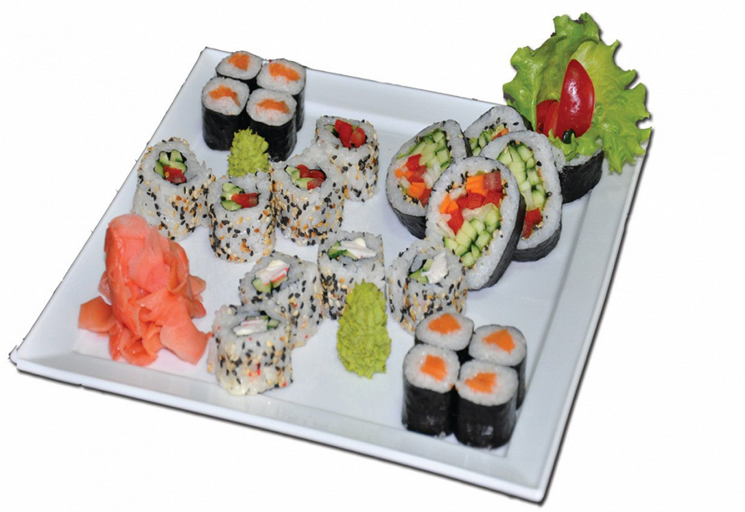 Ресторан Континент-суши - фотография 4