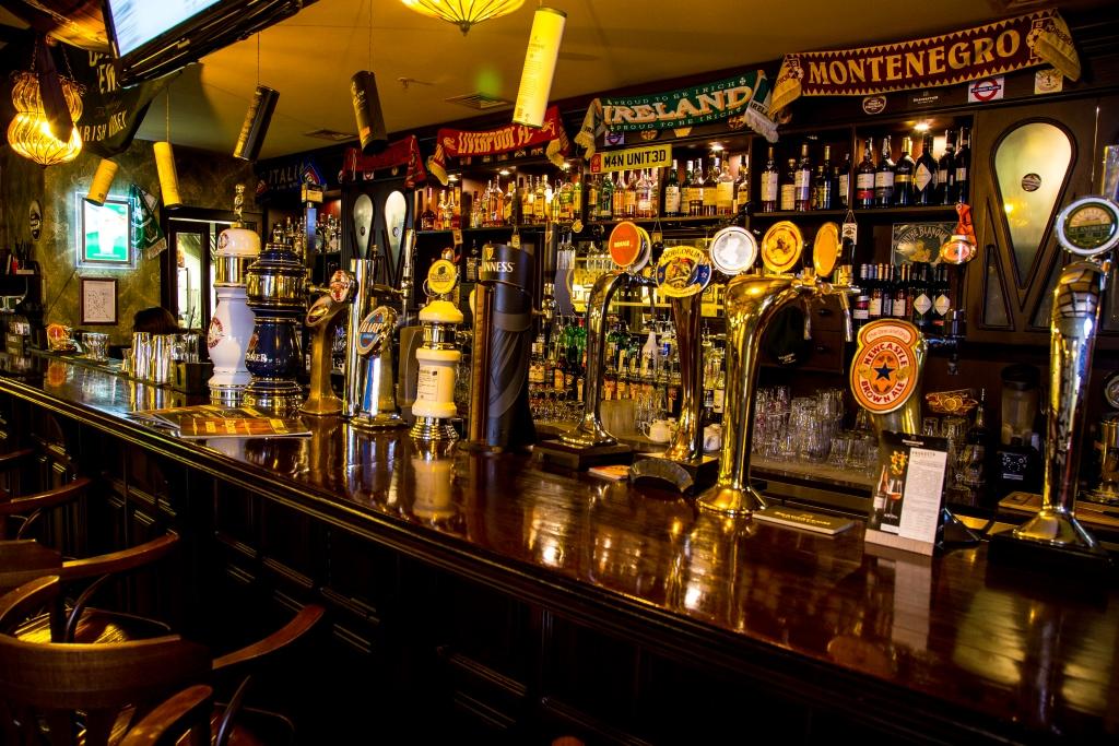 Ресторан Patrik Pub - фотография 12 - Бар