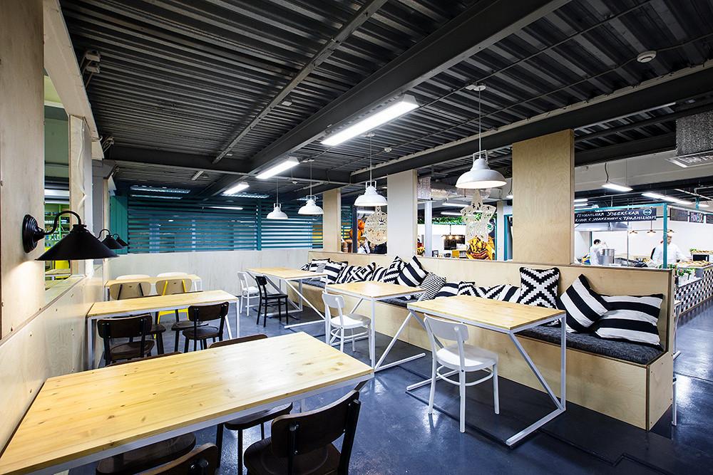 Ресторан Фуд-корт «Экомаркет» - фотография 8