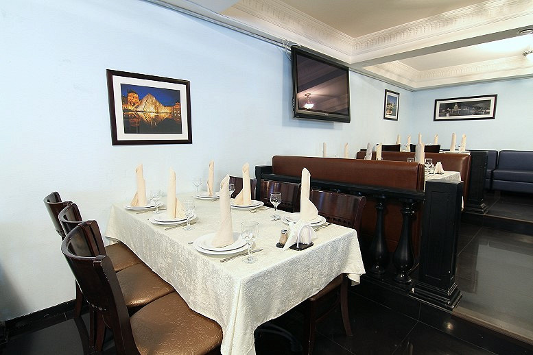 Ресторан Восточная ночь - фотография 4