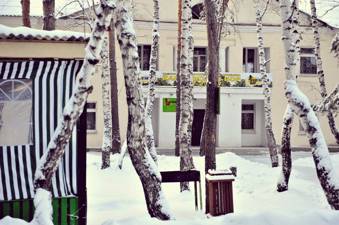 Ресторан Каштакский бор - фотография 1