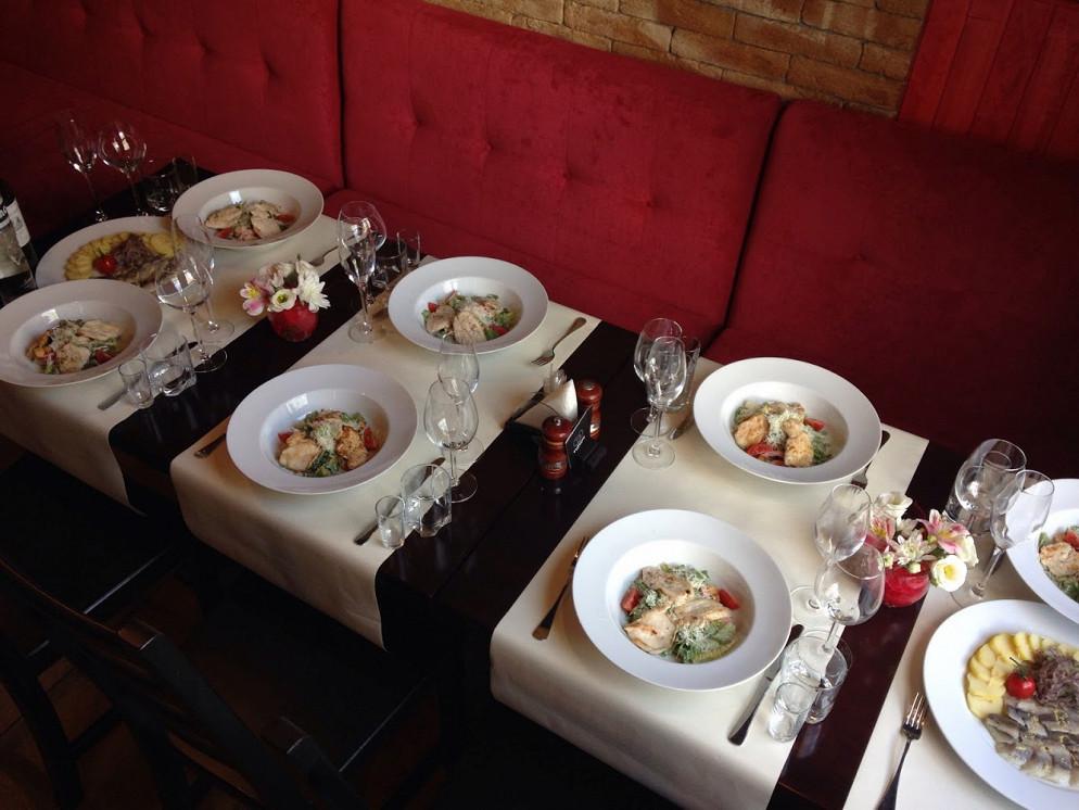 Ресторан Tolstoy - фотография 10