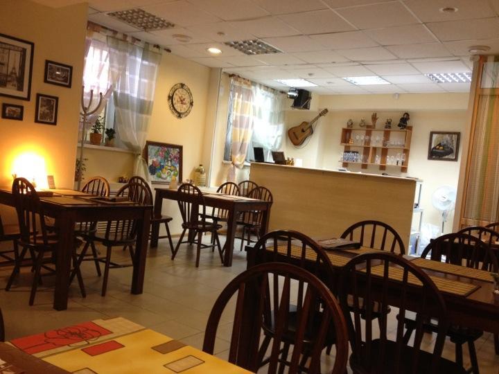 Ресторан Три толстяка - фотография 1