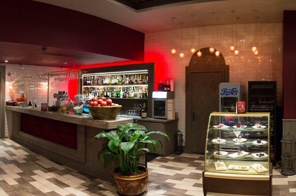 Ресторан Гранатовый сад - фотография 6