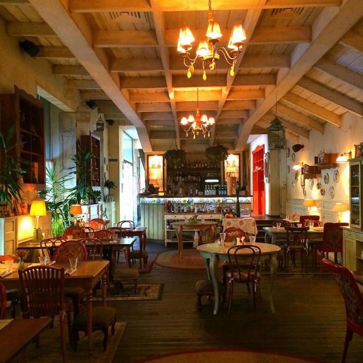 Ресторан Grato Trattoria & Cucina - фотография 1