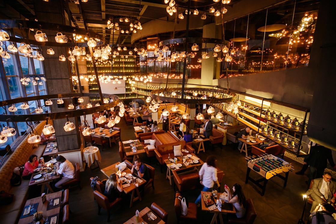 Ресторан Ян Примус - фотография 18