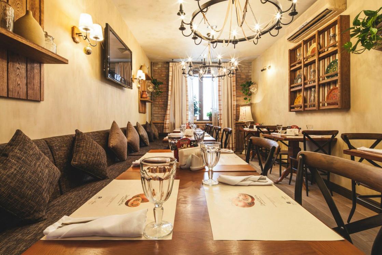 Ресторан Джонджоли - фотография 3