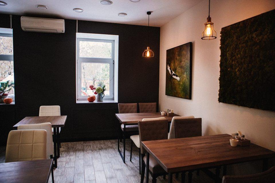 Ресторан Saltus - фотография 1