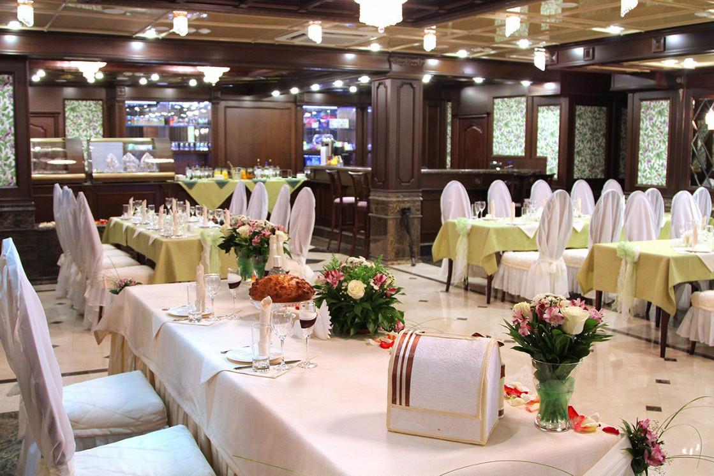 Ресторан Banquet Hall 54 - фотография 7