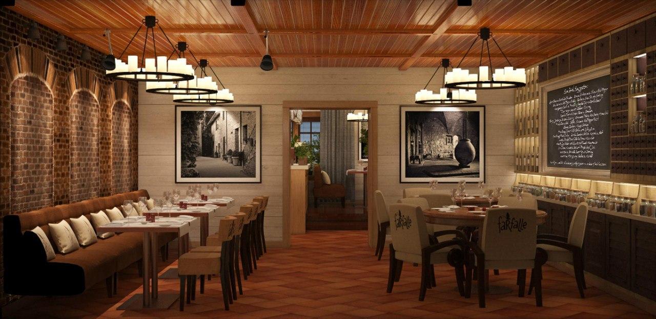 Ресторан Farfalle - фотография 7