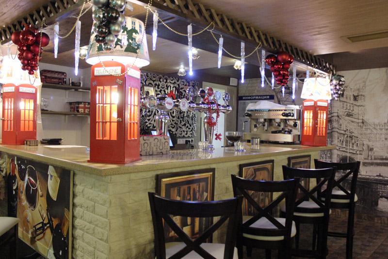 Ресторан Шерлок - фотография 5
