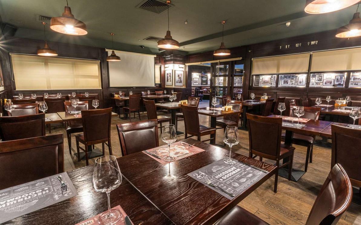 Ресторан Goodman - фотография 9