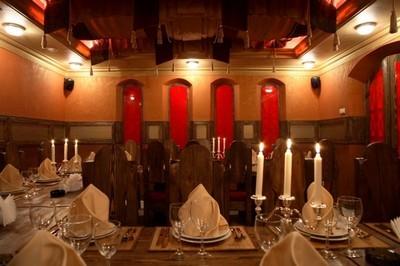Ресторан Замок огня - фотография 5