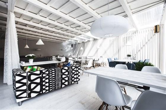 Ресторан Voilok - фотография 13