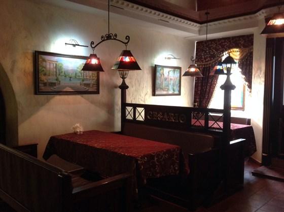 Ресторан Cesario - фотография 8