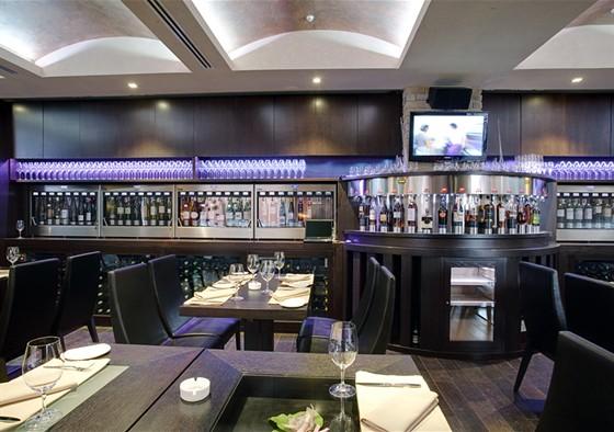 Ресторан Ле сомелье — Пино-нуар - фотография 4