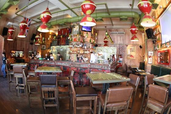 Ресторан Mr. Drunke - фотография 9