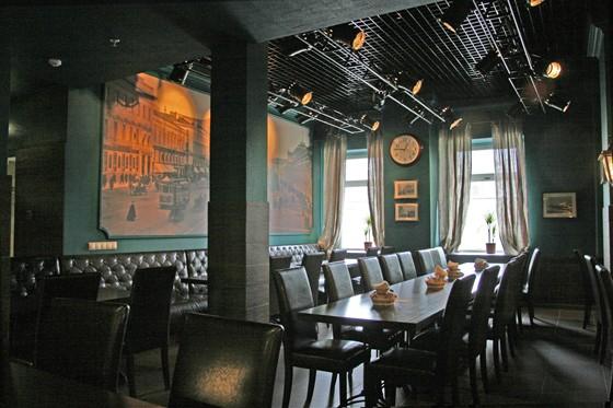 Ресторан Станция Савеловская - фотография 1