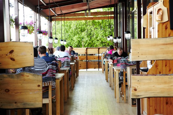 Ресторан Ёрш - фотография 3