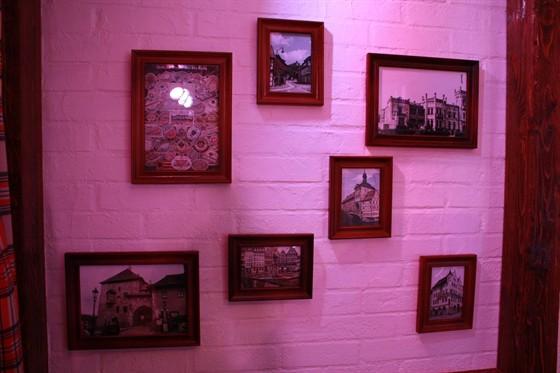 Ресторан Бир Хоф - фотография 35 - Элементы декора