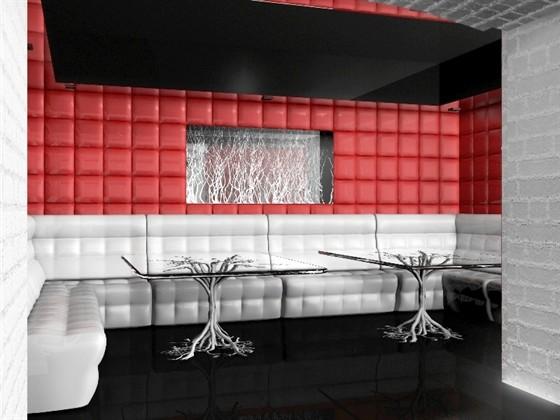 Ресторан Dyxless - фотография 10 - Караоке зал