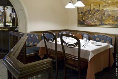 Ресторан Абрикосов - фотография 7