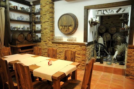 Ресторан Бир Хоф - фотография 22 - Банкетный зал