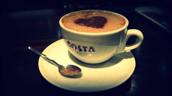 Ресторан Costa Coffee - фотография 13