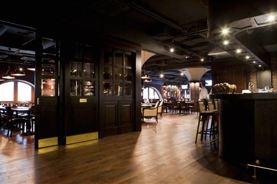 Ресторан Goodman - фотография 1 - ,
