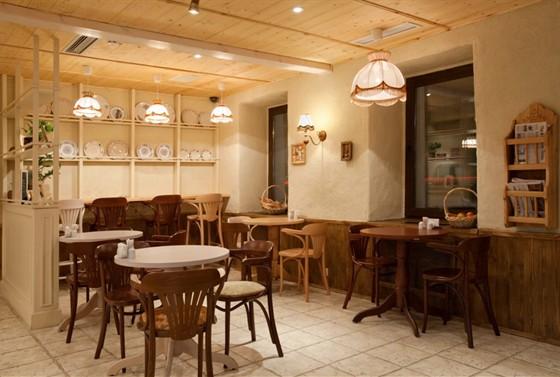 Ресторан Хлеб и вино - фотография 8