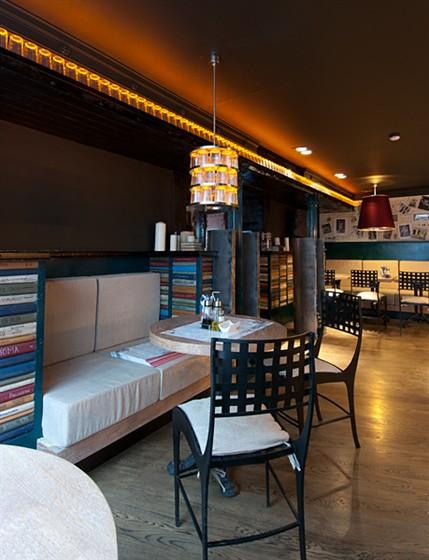Ресторан Керосинка - фотография 4