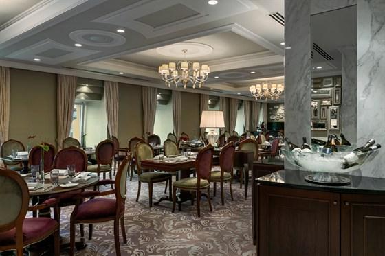 Ресторан Балчуг-гриль - фотография 2 - Ресторан Балчуг Гриль