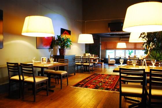 Ресторан Золотой барашек - фотография 6