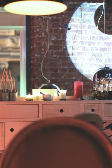Ресторан Бурый лис и ленивый пес - фотография 9 - Интерьер ресторана Бурый Лис и Ленивый Пес