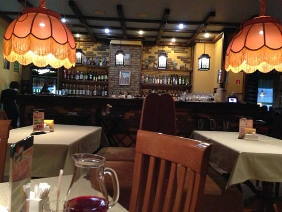 Ресторан Италония - фотография 9 - Бар