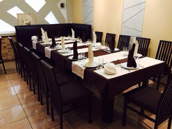 Ресторан Дом куксу - фотография 10 - Караоке Румс вместимость 20 персон