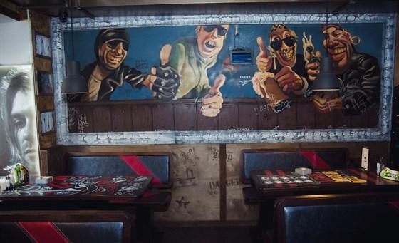 Ресторан Рок-бар - фотография 5