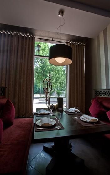 Ресторан Навои - фотография 2 - 1-этаж
