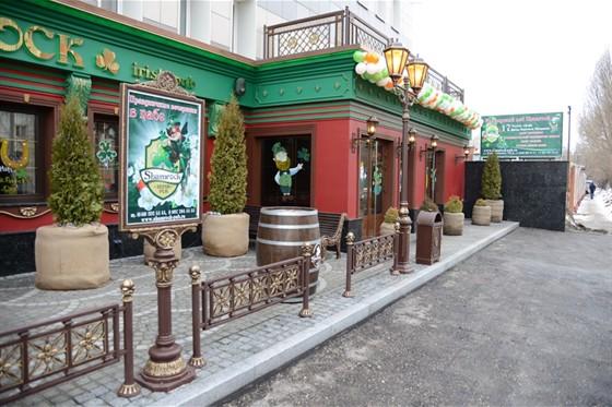 Ресторан Shamrock - фотография 2
