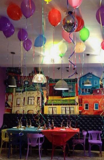 """Ресторан Мэри Поппинс - фотография 1 - Обновленный зал кафе """"Мэри Поппинс"""""""