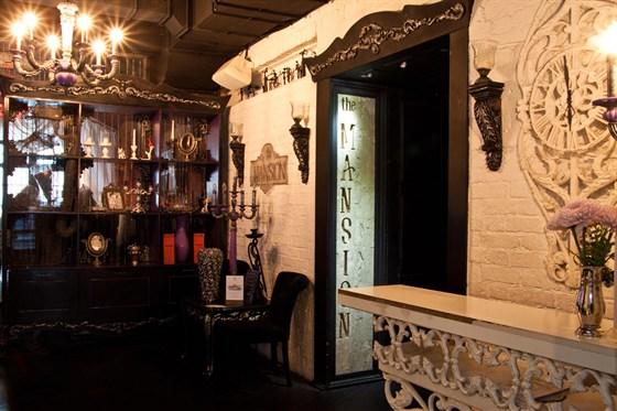 Ресторан Mansion - фотография 12