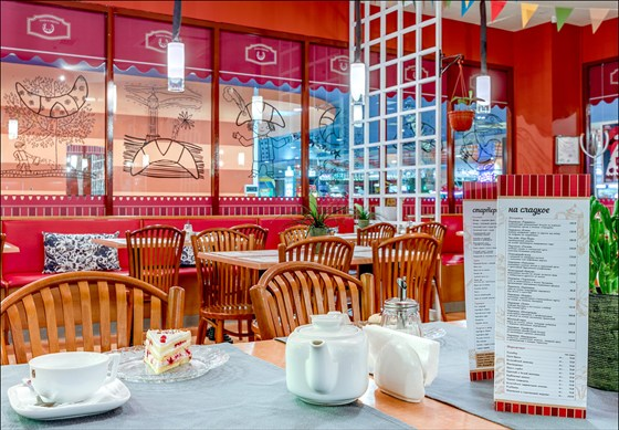 Ресторан Рогалик - фотография 8