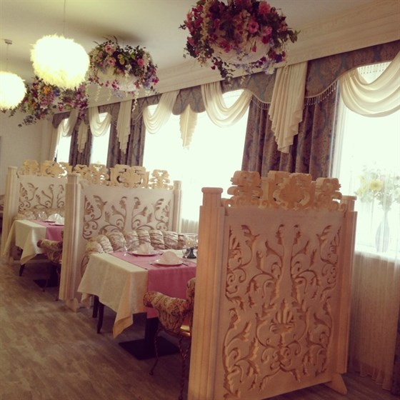 Ресторан Кайф - фотография 5 - караоке зал