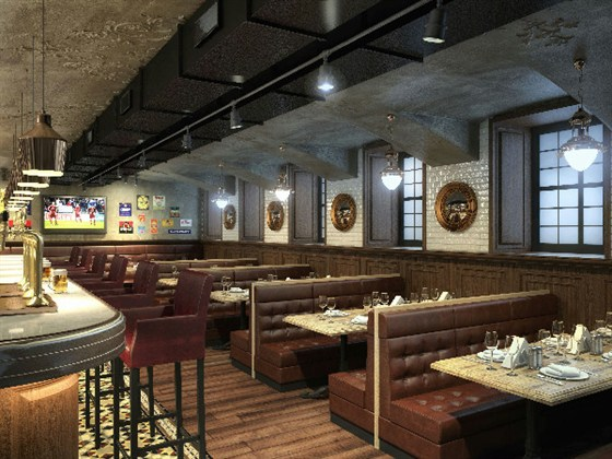 Ресторан Brugge - фотография 7