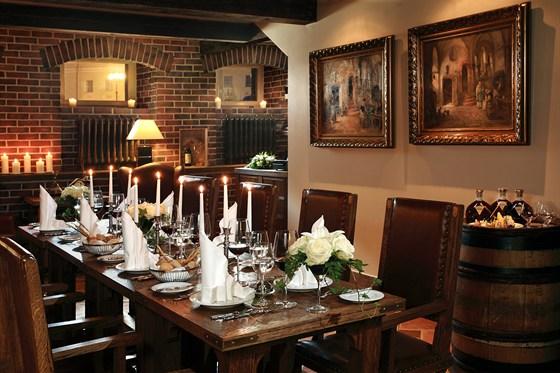 Ресторан Винный погреб 1853 - фотография 1