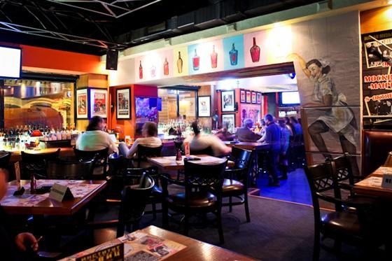 Ресторан The Old School - фотография 15