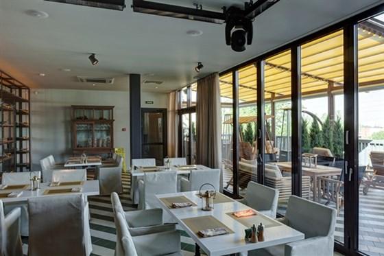 Ресторан Крыша - фотография 9