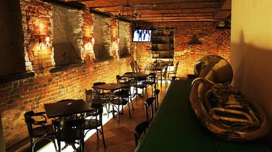 Ресторан Belochka - фотография 8 - Зал